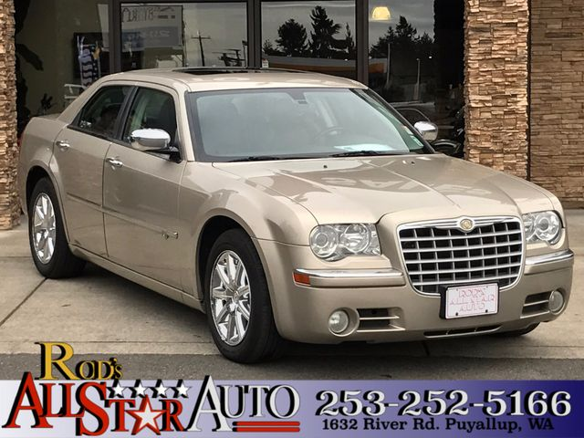 2008 Chrysler 300 C Hemi The CARFAX Buy Back Guarantee that comes with this vehicle means that you