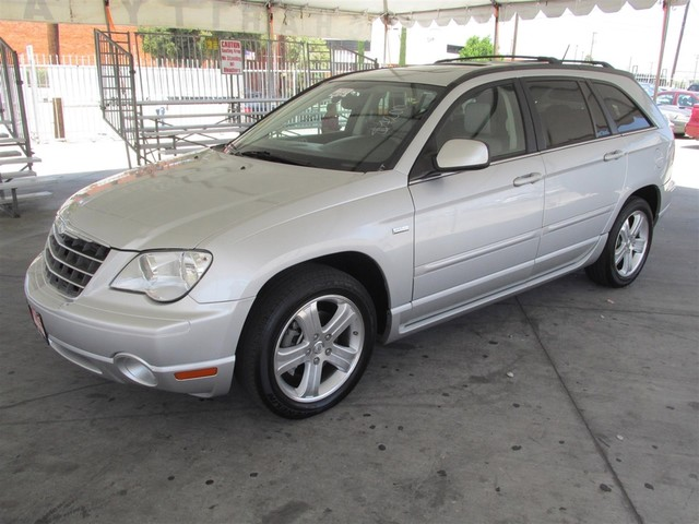 2008 Chrysler Pacifica Touring This particular Vehicle comes with 3rd Row Seat Please call or e-m