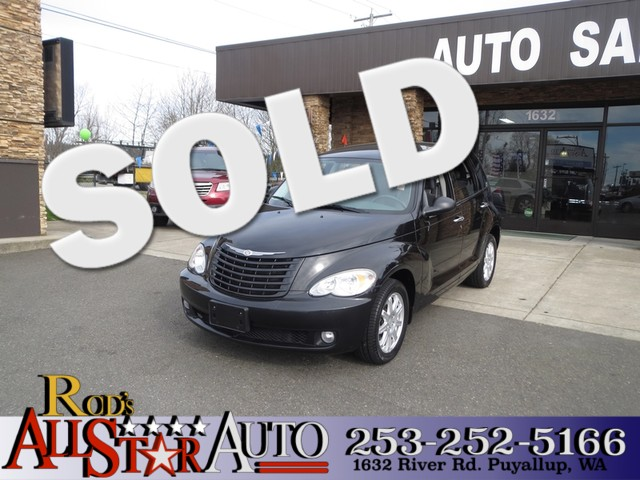 2008 Chrysler PT Cruiser Touring The CARFAX Buy Back Guarantee that comes with this vehicle means
