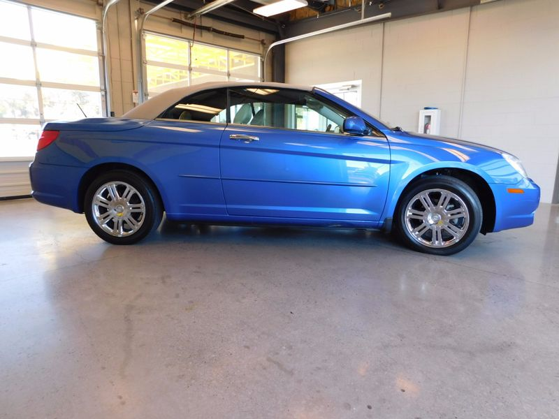 2008 Chrysler Sebring Limited  city TN  Doug Justus Auto Center Inc  in Airport Motor Mile ( Metro Knoxville ), TN