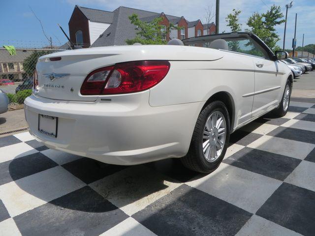 2008 Chrysler Sebring Touring Charlotte-Matthews, North Carolina 20