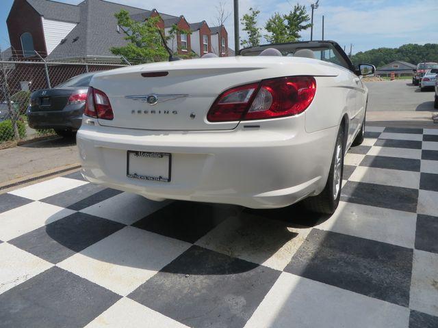 2008 Chrysler Sebring Touring Charlotte-Matthews, North Carolina 21