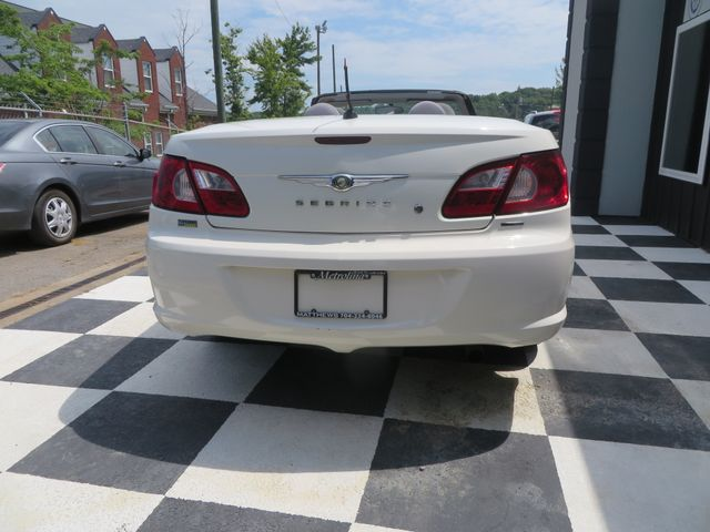 2008 Chrysler Sebring Touring Charlotte-Matthews, North Carolina 22