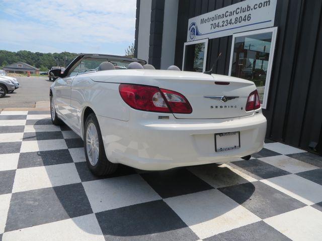 2008 Chrysler Sebring Touring Charlotte-Matthews, North Carolina 23