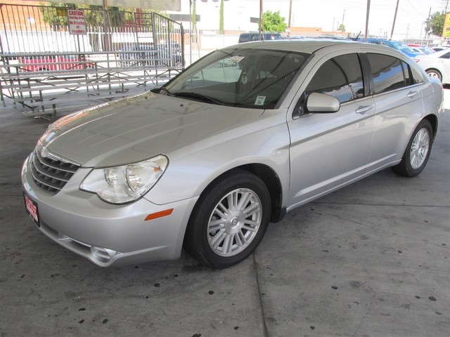 2008 Chrysler Sebring Touring This particular vehicle has a SALVAGE title Please call or email to
