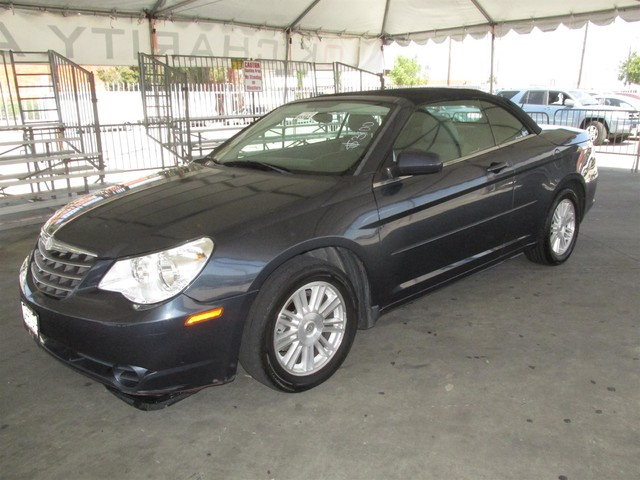 2008 Chrysler Sebring Touring Please call or e-mail to check availability All of our vehicles a