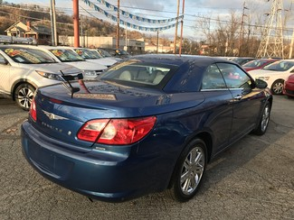 2008 Chrysler Sebring Limited Knoxville , Tennessee 41
