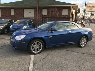 2008 Chrysler Sebring Limited Knoxville , Tennessee 11