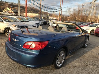 2008 Chrysler Sebring Limited Knoxville , Tennessee 42