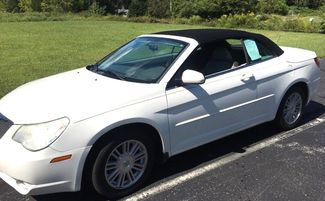 2008 Chrysler-3 Owner!! Convertible! Sebring-CARFAX CLEAN!! Touring-BUY HERE PAY HERE!! Knoxville, Tennessee 2