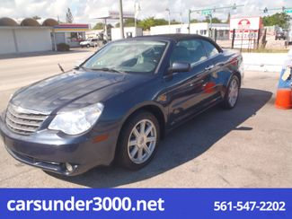 2008 Chrysler Sebring Limited Lake Worth , Florida