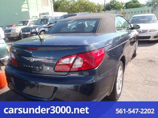 2008 Chrysler Sebring Limited Lake Worth , Florida 1