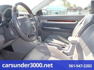2008 Chrysler Sebring Limited Lake Worth , Florida 3
