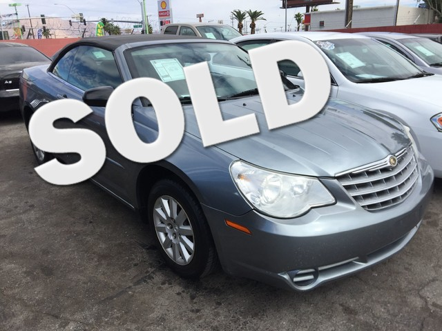Used Cars in Las Vegas 2008 Chrysler Sebring