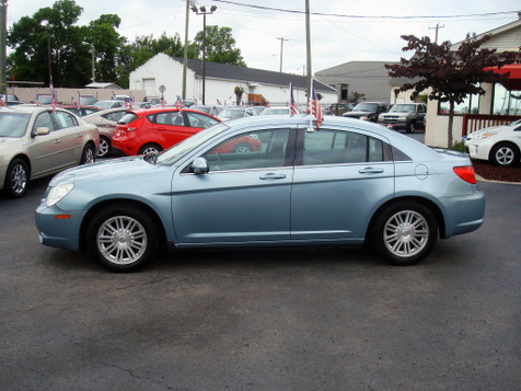 2008 Chrysler Sebring Touring | Nashville, Tennessee | Auto Mart Used Cars Inc. in Nashville, Tennessee