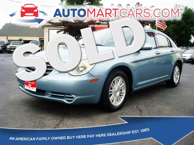 2008 Chrysler Sebring Touring | Nashville, Tennessee | Auto Mart Used Cars Inc. in Nashville Tennessee