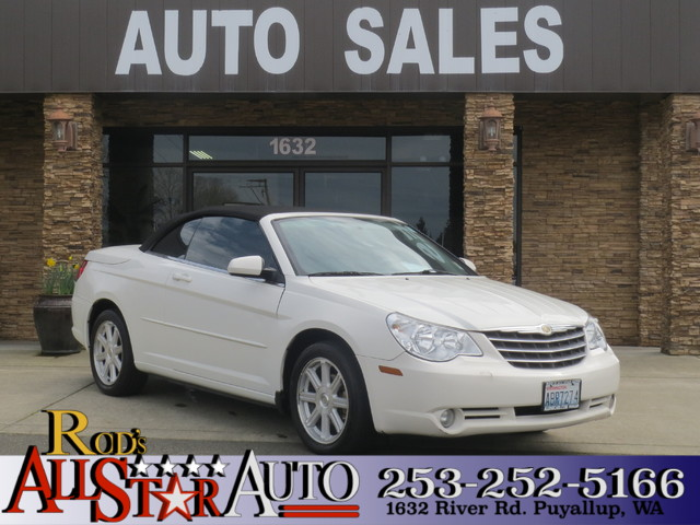 2008 Chrysler Sebring Touring The CARFAX Buy Back Guarantee that comes with this vehicle means tha