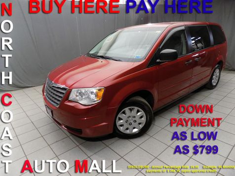 2008 Chrysler Town & Country LX As low as $799 DOWN in Cleveland, Ohio