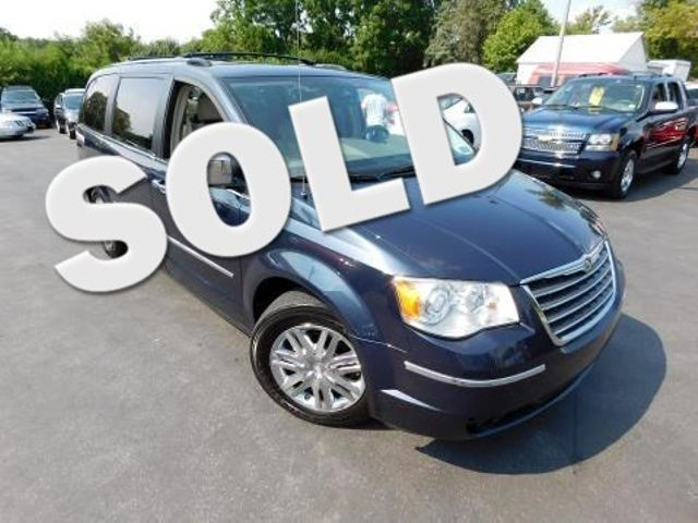 2008 Chrysler Town & Country Limited Ephrata, PA 0