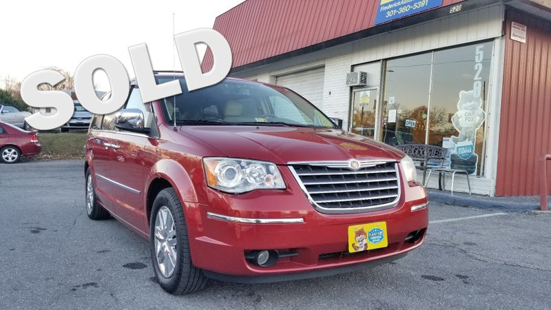 2008 Chrysler Town  Country Limited  in Frederick, Maryland