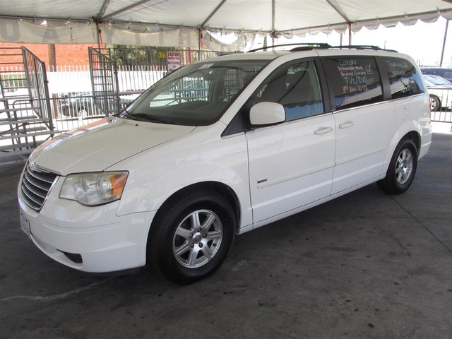 2008 Chrysler Town  Country Touring This particular Vehicles true mileage is unknown TMU Plea
