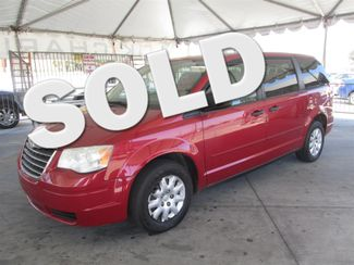 2008 Chrysler Town & Country LX Gardena, California