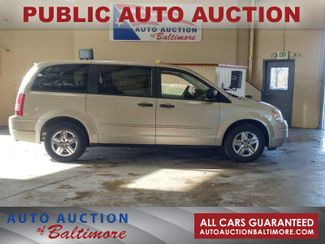 2008 Chrysler Town & Country in JOPPA MD