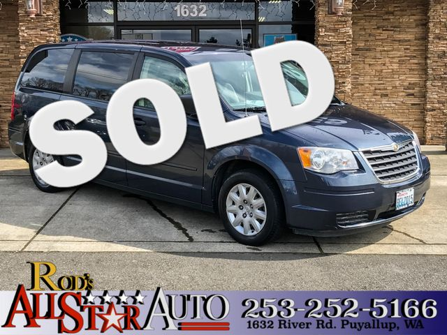 2008 Chrysler Town  Country LX The CARFAX Buy Back Guarantee that comes with this vehicle means t