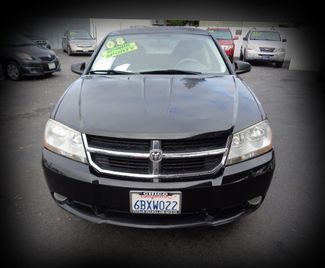 2008 Dodge Avenger SXT Sedan Chico, CA 6