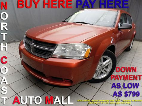 2008 Dodge Avenger SXT As low as $799 DOWN in Cleveland, Ohio