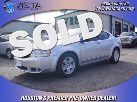 2008 Dodge Avenger SE in Houston, Texas
