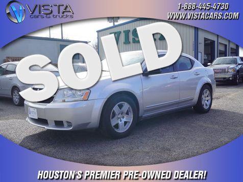 2008 Dodge Avenger SE in Houston, Texas