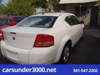2008 Dodge Avenger SE Lake Worth , Florida 3