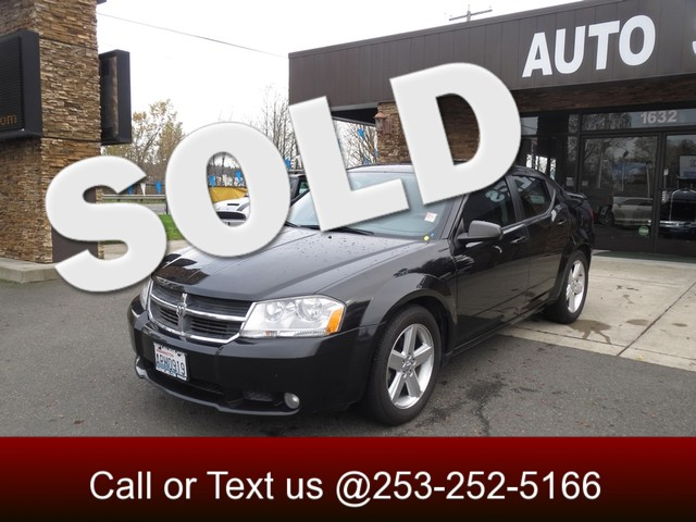 2008 Dodge Avenger SXT The CARFAX Buy Back Guarantee that comes with this vehicle means that you c