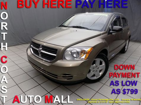 2008 Dodge Caliber SXT As low as $799 DOWN in Cleveland, Ohio