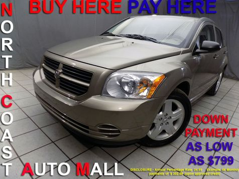 2008 Dodge Caliber SE As low as $799 DOWN in Cleveland, Ohio