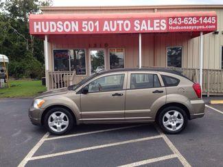 2008 Dodge Caliber SXT | Myrtle Beach, South Carolina | Hudson Auto Sales in Myrtle Beach South Carolina