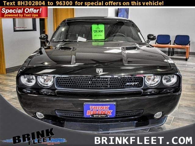 2008 Dodge Challenger SRT8 | Lubbock, TX | Brink Fleet in Lubbock TX