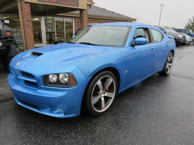 2008 Dodge Charger SRT8   Mooresville, NC   Mooresville Motor Company in Mooresville NC