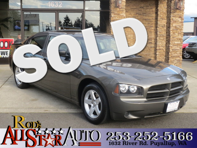 2008 Dodge Charger The CARFAX Buy Back Guarantee that comes with this vehicle means that you can b