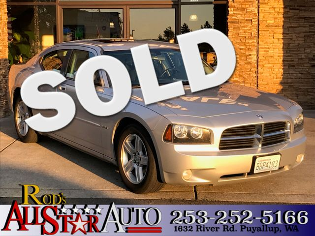 2008 Dodge Charger RT The CARFAX Buy Back Guarantee that comes with this vehicle means that you c
