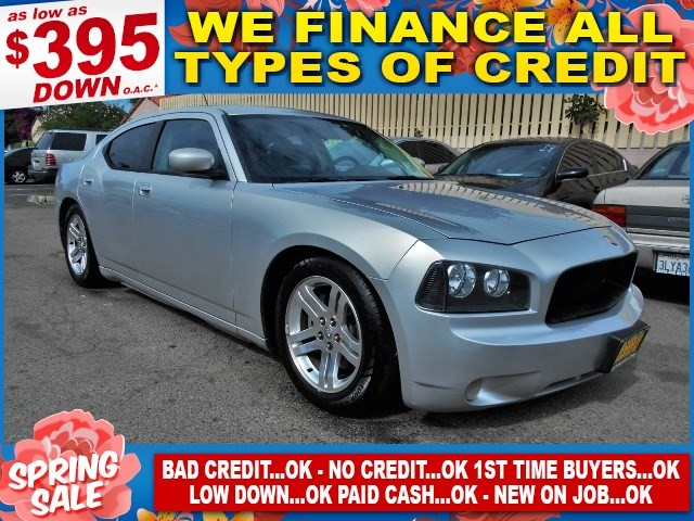 2008 Dodge Charger RT Limited warranty included to assure your worry-free purchase AutoCheck rep