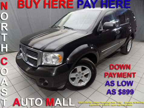 2008 Dodge Durango SLT As low as $899 DOWN in Cleveland, Ohio
