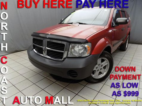 2008 Dodge Durango SXT As low as $999 DOWN in Cleveland, Ohio