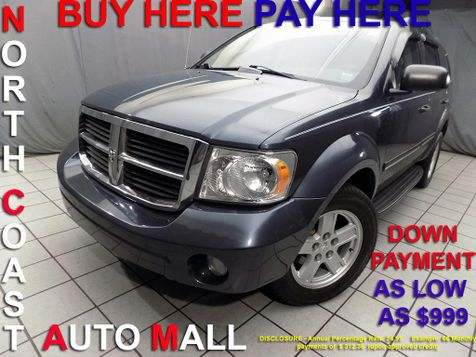 2008 Dodge Durango SLT As low as $999 DOWN in Cleveland, Ohio