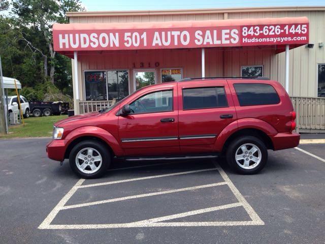 2008 Dodge Durango SLT | Myrtle Beach, South Carolina | Hudson Auto Sales in Myrtle Beach South Carolina