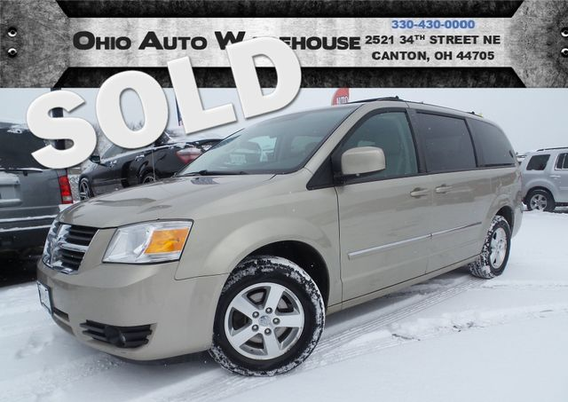 2008 Dodge Grand Caravan SXT V6 3rd Row Clean Carfax We Finance | Canton, Ohio | Ohio Auto Warehouse LLC in Canton Ohio