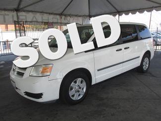 2008 Dodge Grand Caravan SE Gardena, California