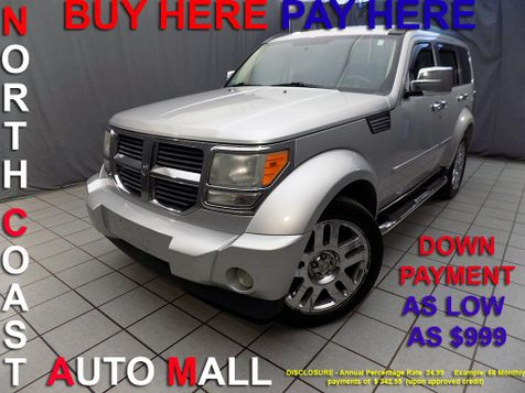 2008 Dodge Nitro SLT As low as $999 DOWN in Cleveland, Ohio