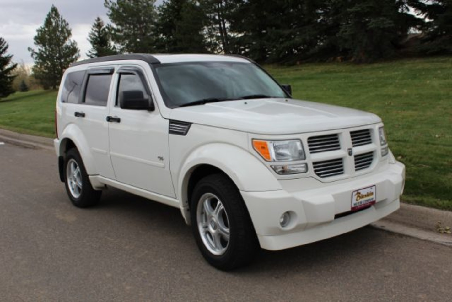 2008 dodge nitro rt city montana bleskin motor company. Black Bedroom Furniture Sets. Home Design Ideas